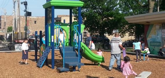 Stop N Shop Hours >> Mozart Park | Chicago Park District