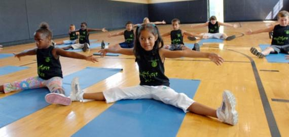 Gompers Park Kids Fitness